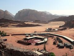 Wadi Rum Camp (D-Stanley) Tags: tourism wadirum ecology jordanian desert