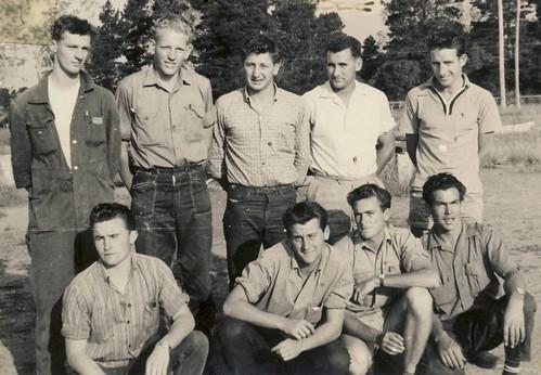 PMG LIT 1962 Lineman in Training Group 2 Goulburn