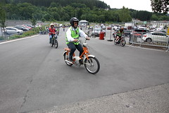 IMG_9366 (Christophe BAY) Tags: mobyltettes francorchamps 2017 rétromobile club spa circuit moto vespa camino flandria