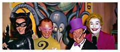 Bat67890 (Kronos9) Tags: gatubela acertijo pinguino joker wason batman adan west robin comics