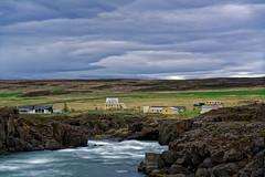 Iceland (Hemo Kerem) Tags: iceland island a7rm2 a7rii nikon85mmf2ais nikkor85mmf2ais ais85mmf2 ais285 landscape travel roadtrip green water grass 85mm manualfocus mf nikon nikkor sony sonya7rm2 ilce7rm2 alpha godafoss goðafoss waterfall waterfallofthegods
