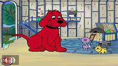 Clifford the Big Red Dog new Episodes - Clifford Runs to Story Time by Cleo Drury (CD Kids) Tags: clifford big red dog new episodes runs story time by cleo drury