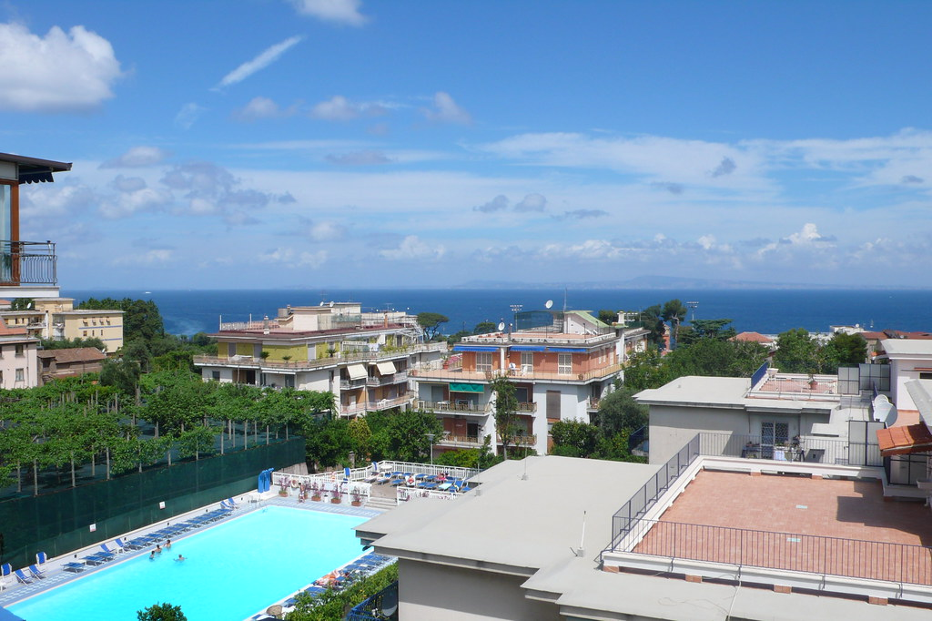 Grand Hotel Flora, Sorrento