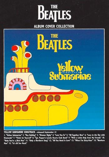 Yellow Submarine Album. Yellow Submarine