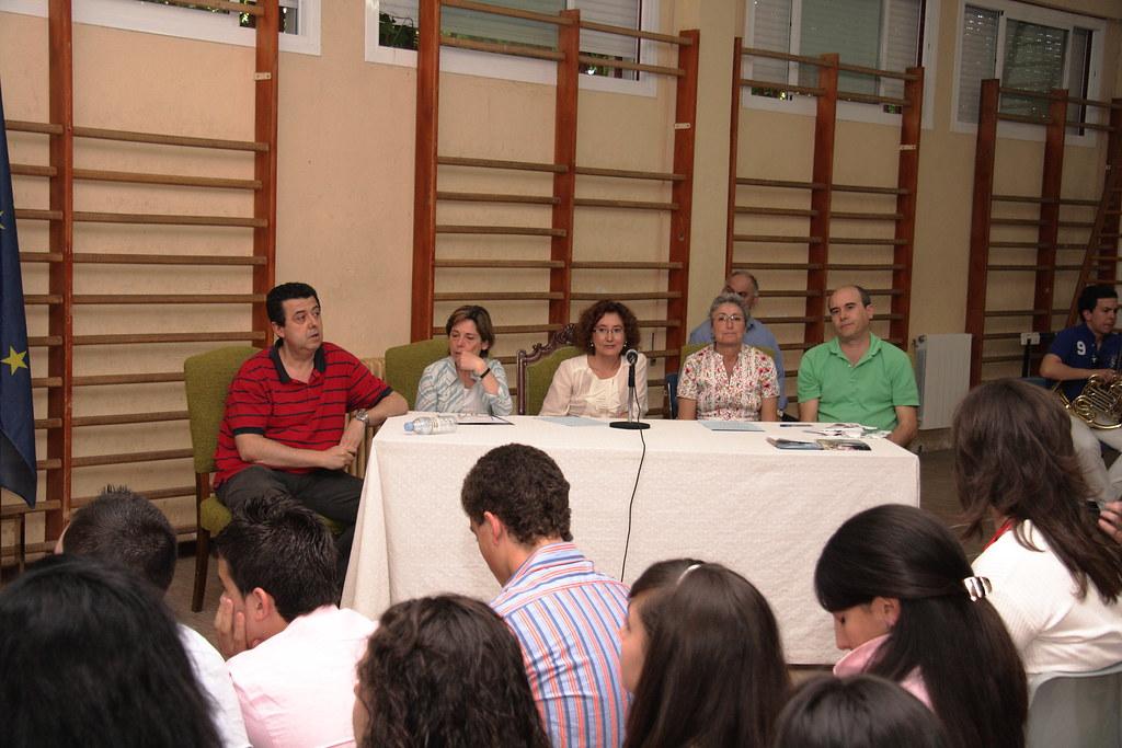 17 JUNIO 2010........................................ GRADUACIÓN DE LOS ALUMNOS DE 4º de ESO y ESPA