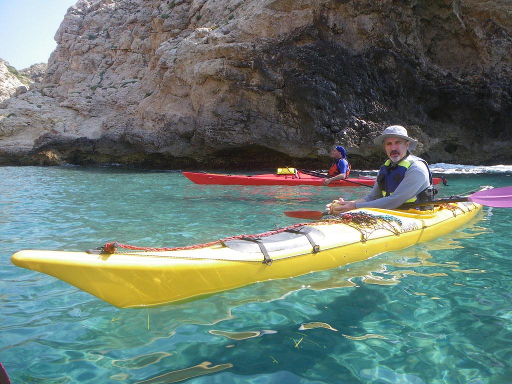 Cabo de Gata en kayak 107