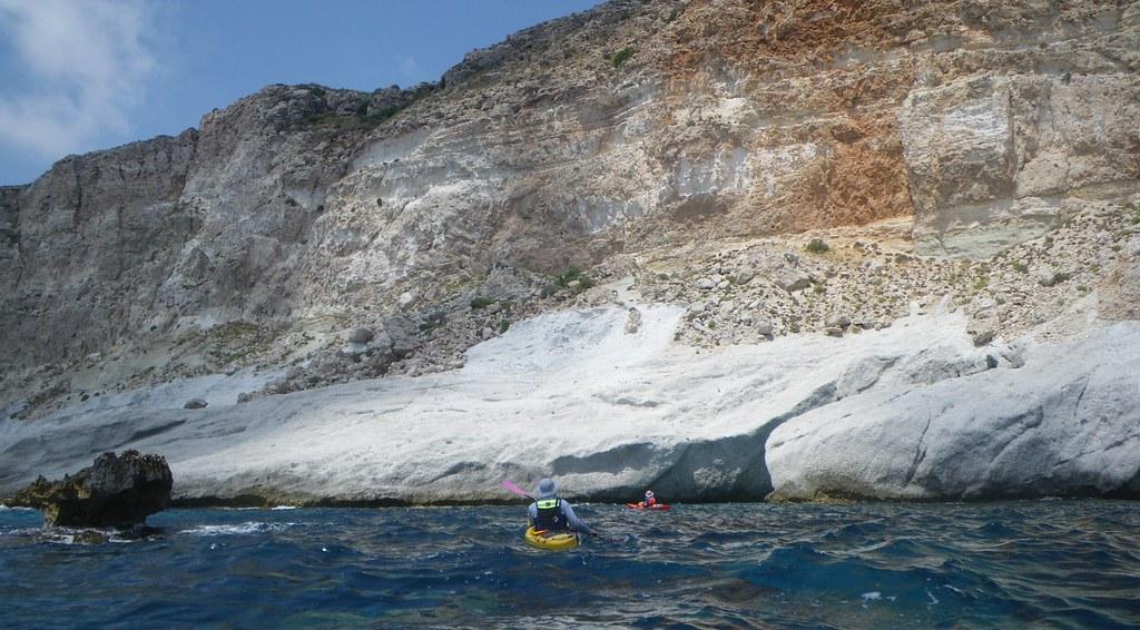 Cabo de Gata en kayak 143