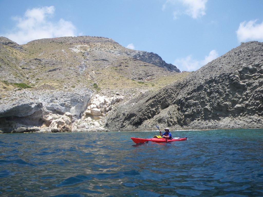 Cabo de Gata en kayak 167
