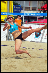 BeachVolley@StNiklaas2010 202 (Danny ZELCK) Tags: beach volley 2010 beachvolley sintniklaas belgisch kampioenschap justpentax beachvolleystniklaas2010