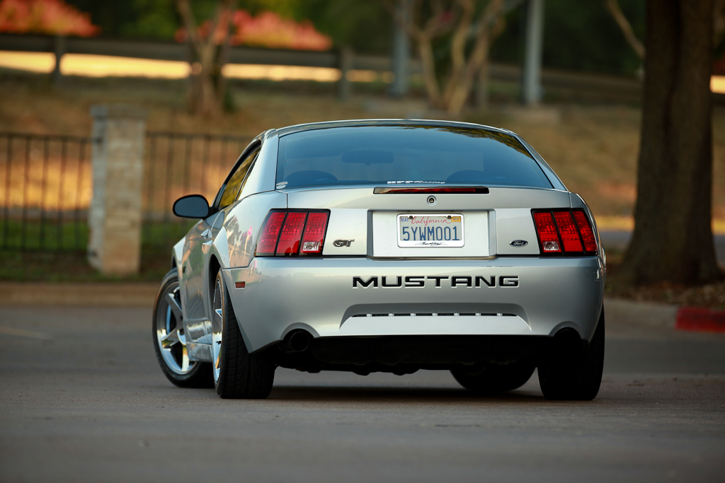 2010 Ford Mustang For Sale >> For Sale 2004 Mustang GT (low miles, silver) - Ford ...