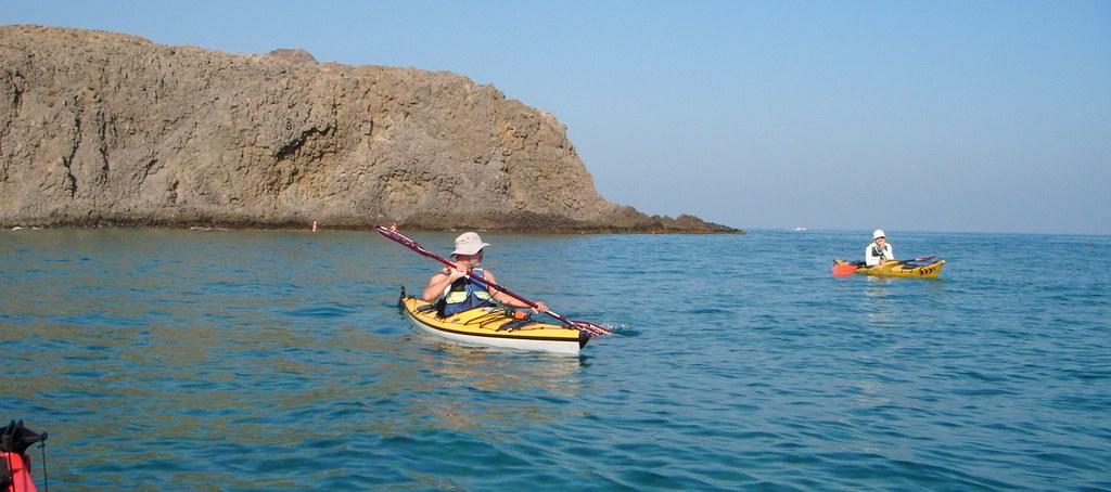 Cabo de Gata en kayak 736