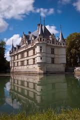 Fairy Tale (Neil Greenhill) Tags: france castle fairytale chateau loirevalley azaylerideau