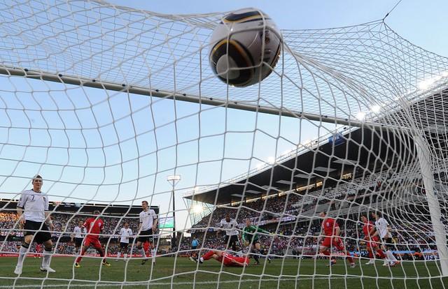 Matthew Upson Alemania Inglaterra Mundial Fútbol Sudáfrica