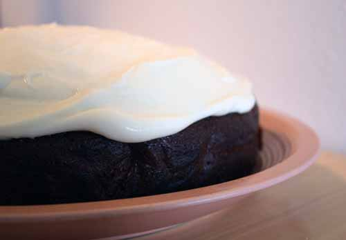 guinness chocolate cake.