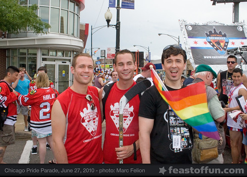 Sports: Gay Hockey Players Remember Brendan Burke