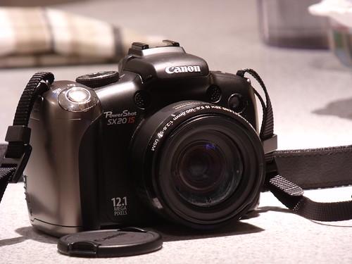Canon SX20