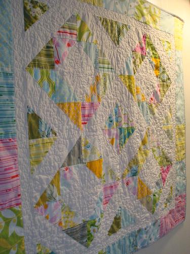 Nicey Jane HST quilt 3