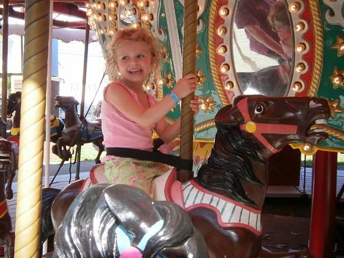 Q on Carousel