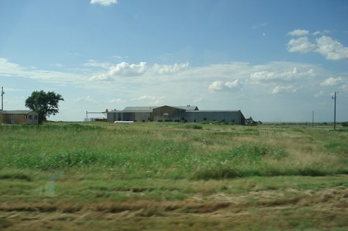 west texas plains