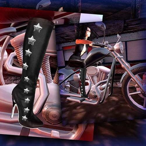 25 Linden Promo EVA Boots