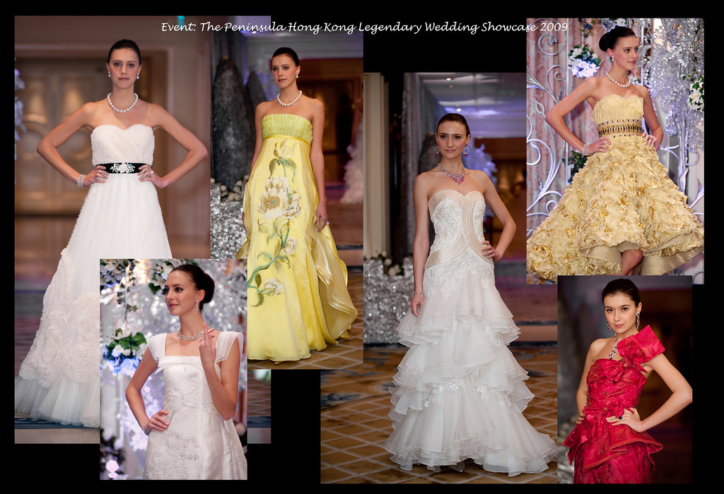 The Peninsuia Hong Kong Legendary Wedding Showcase 2009