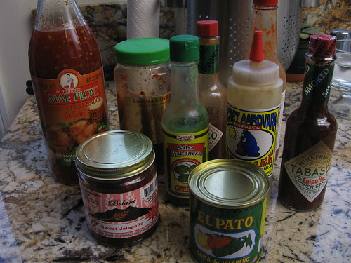 chile sauces