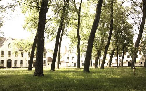Begijnhof, Bruges