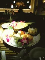 TSUNAMI フルーツ盛り