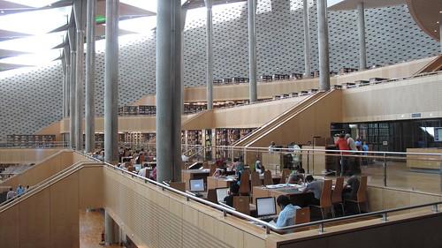 Alexandria Library