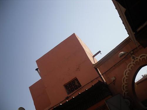 Near the souks