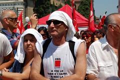DSC_4378 (i'gore) Tags: firenze toscana prato manifestazione sciopero cgil manifestazioni scioperogenerale camusso gramolati cgiltoscana