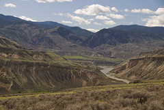 Canyon 2 (showbizinbc) Tags: bc britishcolumbia canyon fraserriver cariboo chilcotin cowboycountry fraserriverbasin
