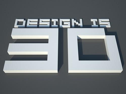 design is 3d