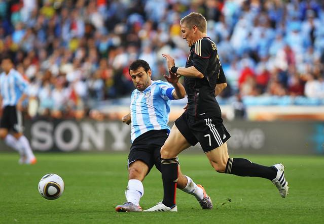 Mundial Argentina Javier Mascherano Alemania