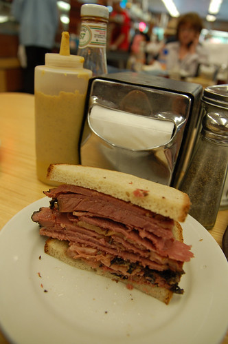 that is some serious pastrami