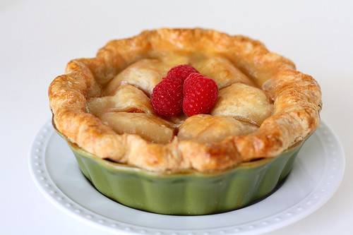 SMS Peach Raspberry Pie