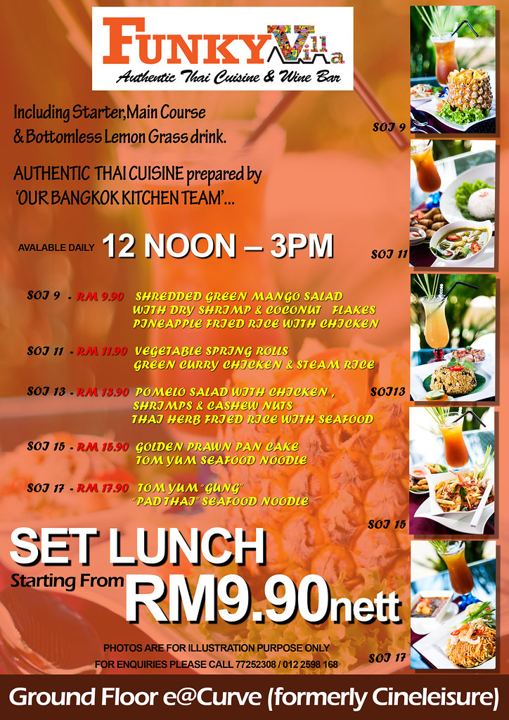 Set Lunch Flyers_refine2