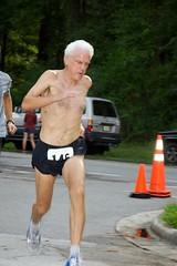 Rick Finishes The Watermelon Run