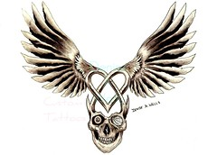 SkullHeart Tattoo design by Denise A. Wells (Denise A. Wells) Tags: california birthday girls friends england blackandwhite canada black france detail love girl tattoo pencil germany geotagged fun graffiti sketch artwork kiss asia europe artist affection drawing younglove australia devotion lover embrace bodyart truelove skinart brokenheart techniques breakup puppylove shading heartbroken tattoodesign tattooflash skulltattoo hearttattoo lovetattoo skulldrawing skullart freetattoodesigns shadingtechniques menakutkan skulltattooflash deniseawells creativetattoos customtattoodesign uniquetattoodesigns enamoredof finelinetattoodesign lovetattoodesigns brokenheartsyndrome coolskulltattoodesign tattoolinework skulltattoodesign skullflashdesign realisticeyedrawings denyceangel40yahoocom crosshatchingshading artistshadingtools shadingtechniqueswithpencil realisticpencildrawings tattoocreator wickedtattoosdesigns