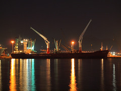 """Akvile"" - Elefsis, Greece (Dennis Mortimer) Tags: olympus cargo akvile elefsis    e620"
