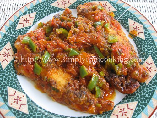 Stew Fish II