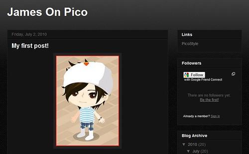 James On Pico