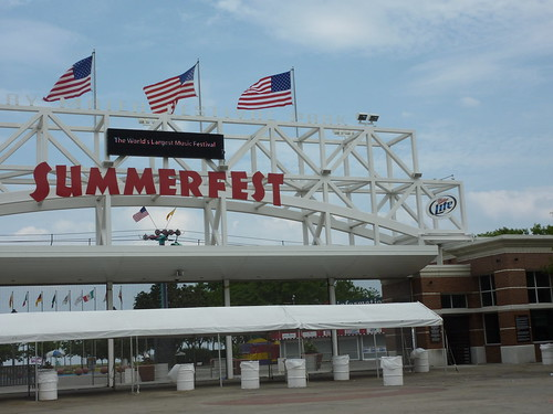 summerfest grounds. Summerfest Grounds