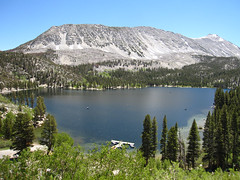Rock Creek Lake (~9700ft) Photo