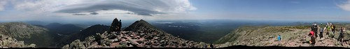 360º Panorama from the Summit of Katahdin
