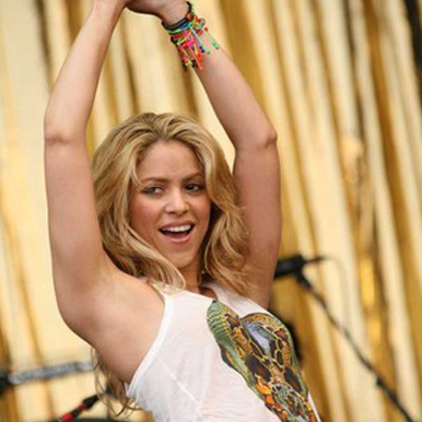 SHAKIRA.com > Photos > FIFA Ballon d'Or ceremony / Ceremonia ...