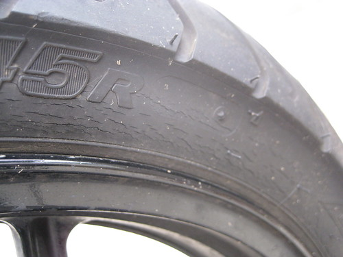 how to tell the age of a bridgestone tire
