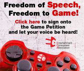 ECA Freedom to Game Petition