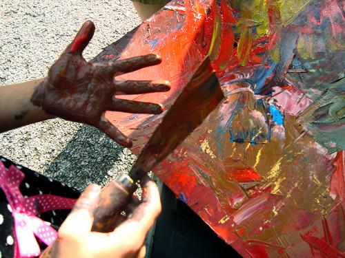 nina-painted-hand