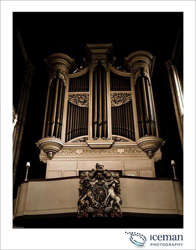 Pipe Organ 003